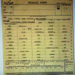 Winston Churhil's Congratulatory Telegram - Dambusters Raid