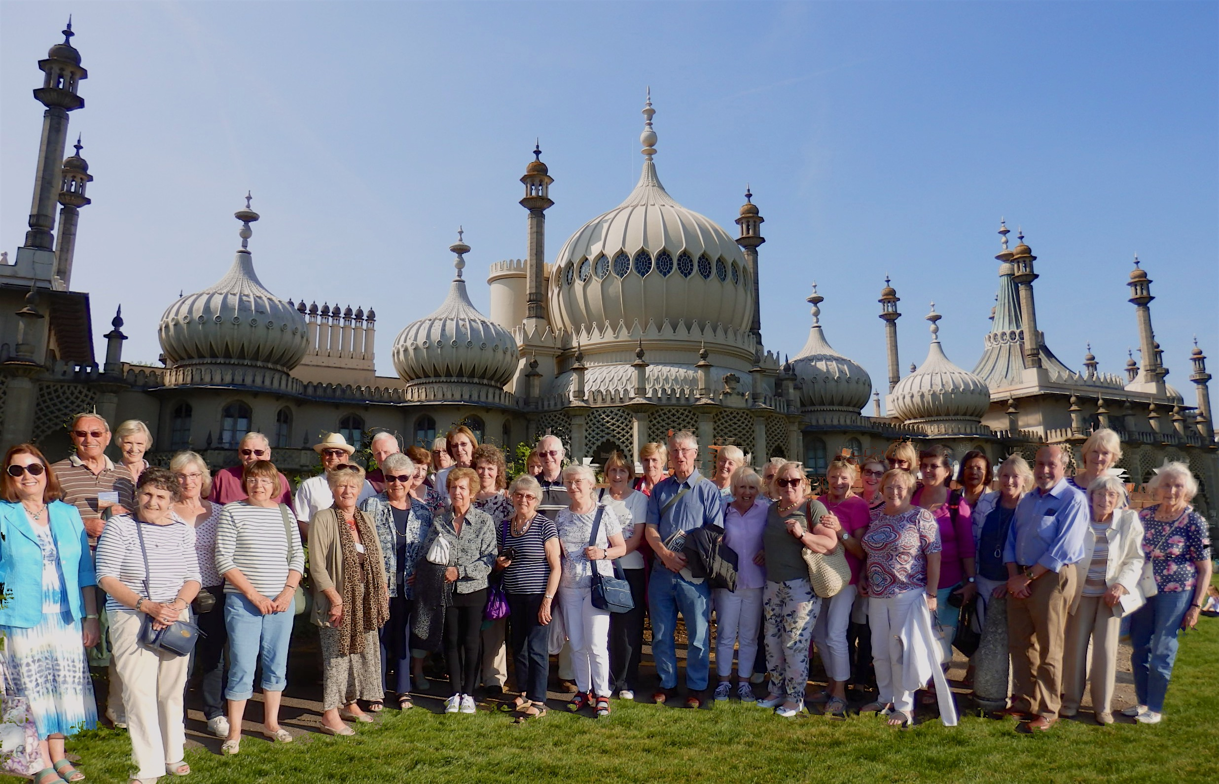 Brighton Pavilion Group