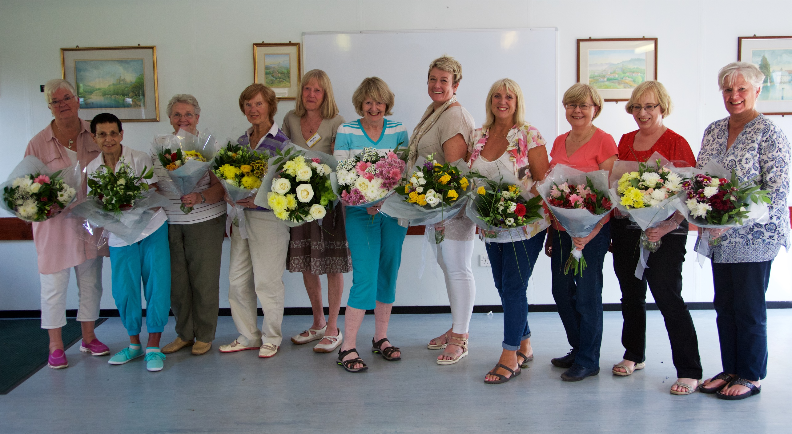 Flower Arranging Group_17082017 001