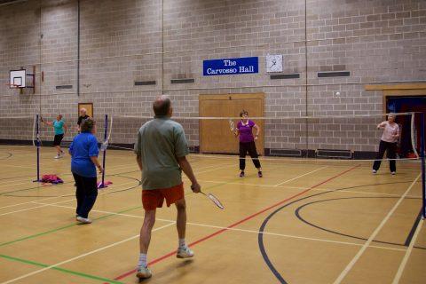 Badminton 12