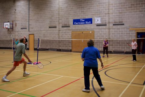 Badminton 14