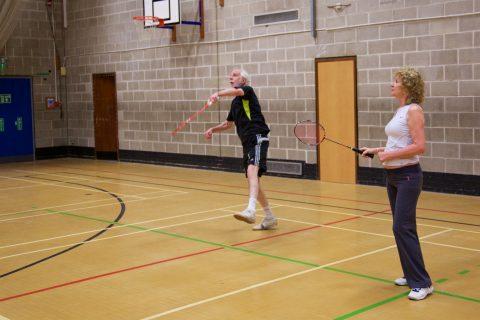 Badminton 21