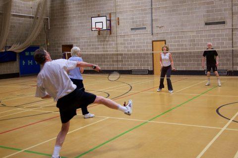 Badminton 32