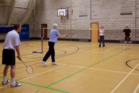 Badminton 33