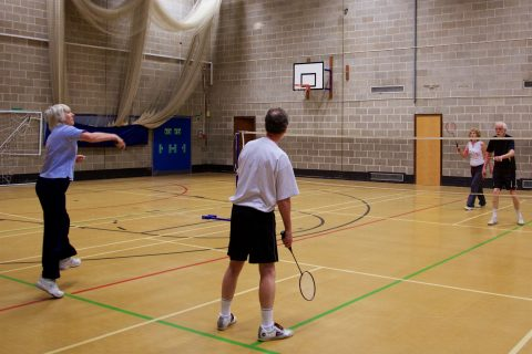 Badminton 35
