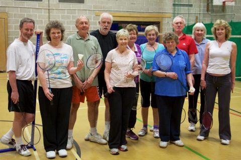 Badminton 45