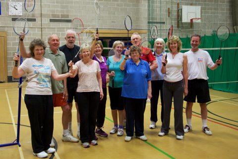 Badminton 46