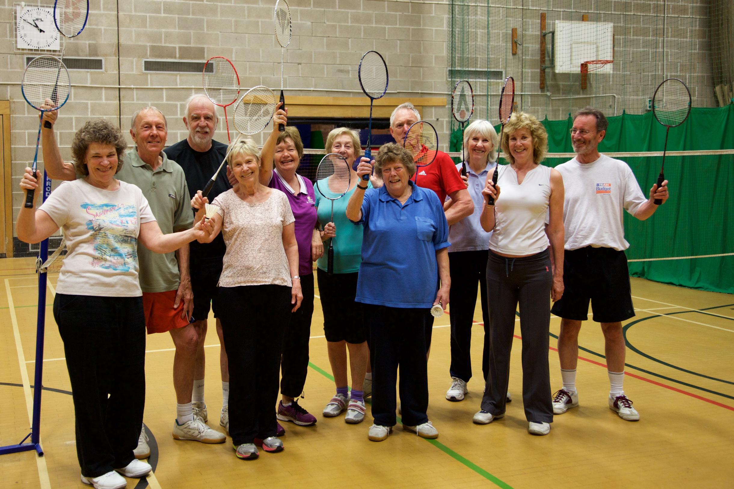 Badminton 48