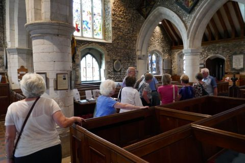 St Giles Church, Stoke Poges
