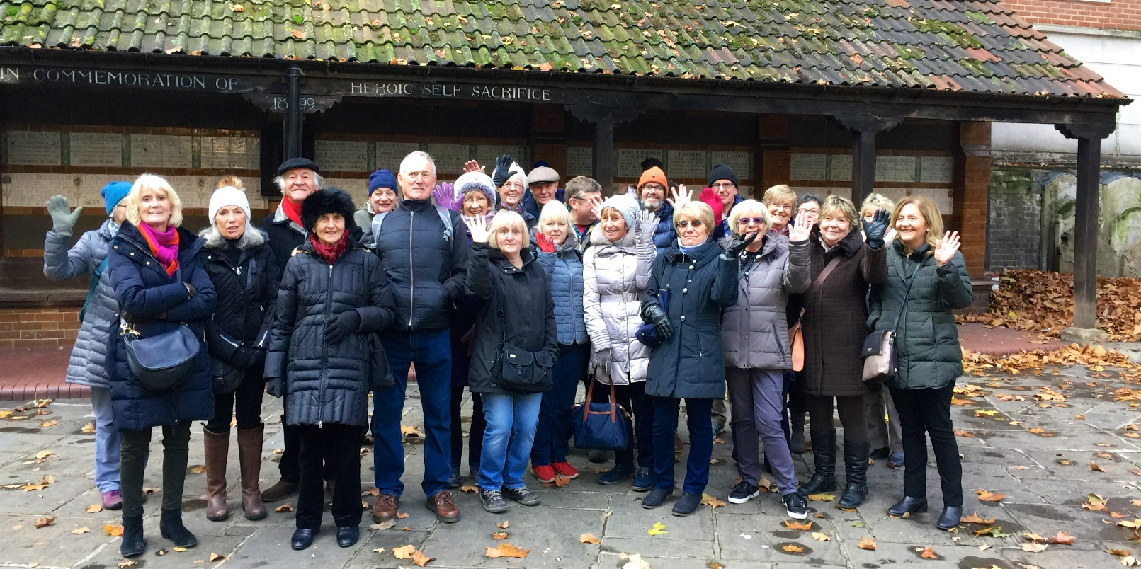 U3A_LondonWalk_Clerkenwell_November2018 3