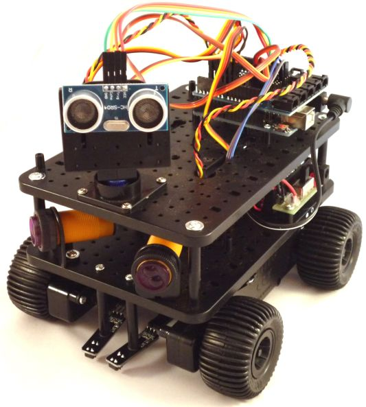 Downloaded from https://commons.wikimedia.org/wiki/File:Basic_robot.jpg  This file is licensed under the Creative Commons Attribution-Share Alike 3.0 Unported