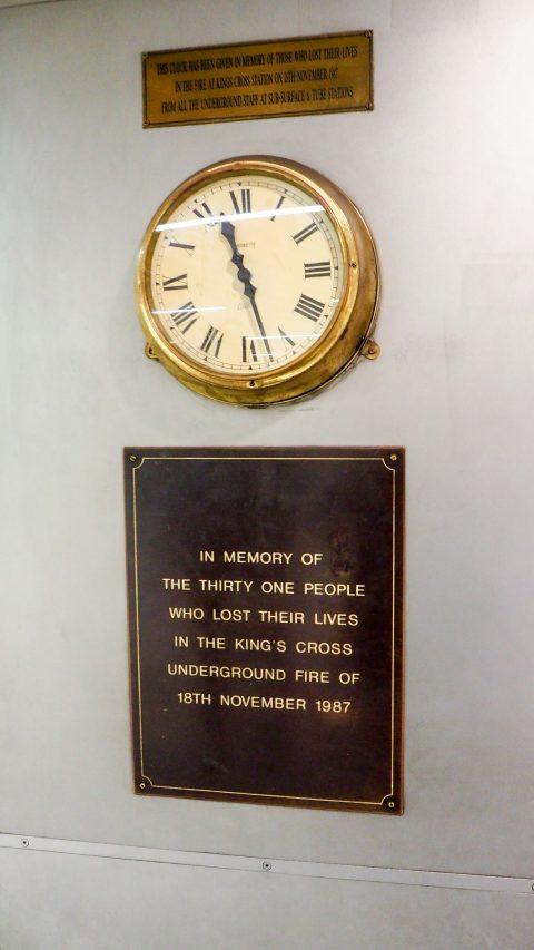 King's Cross Memorial