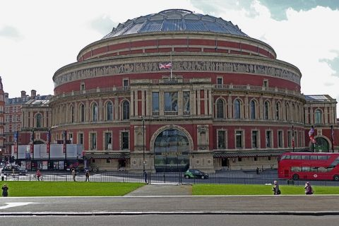 Downloaded from https://pixabay.com/photos/london-royal-albert-hall-england-1503872/  License  Pixabay License Free for commercial use No attribution required