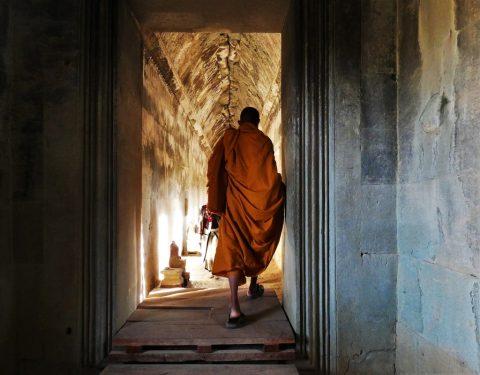 Inside Ankor Thom