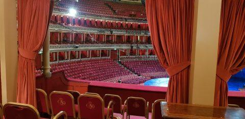Tour of The Royal Albert Hall