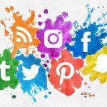 socia media icons 2
